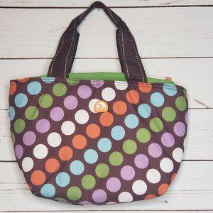 Igloo Polka Dot Insulated Lunch Bag